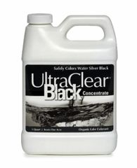UltraClear Black Concentrate Colorant 32 oz 42490