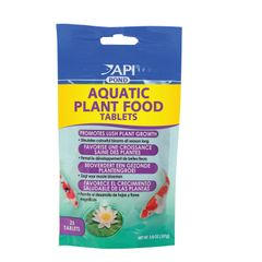 API Pond Care Aquatic Plant Tablets