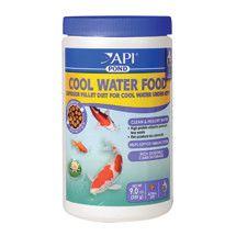 API Cool Water Fish Food 11 oz