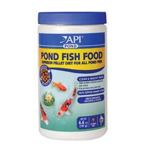 API Pond Fish Food 11.5 oz