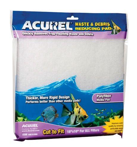Acurel Poly Fiber Media Pad