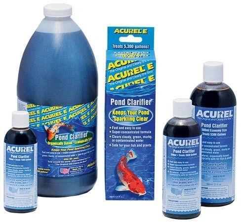 Acurel E Water Clarifier ACU015
