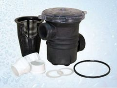 Sequence 90 & 500 Cubic Inch Strainer Basket-Priming Pots