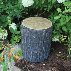 Aquascape Faux Oak Stump Cover 78259