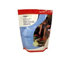 Aquascape Color Enhancing Fish Food Pellets 1kg 98874