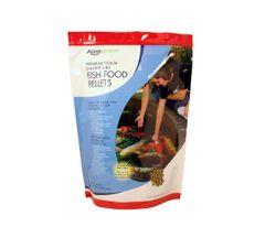 Aquascape Color Enhancing Fish Food Pellets 2kg 98875