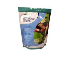 Aquascape Staple Fish Food Pellets 1kg 98868