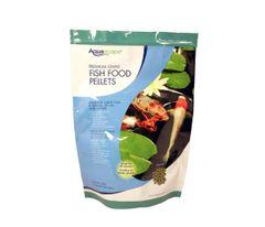 Aquascape Staple Fish Food Pellets 2kg 98869