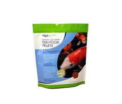 Aquascape Cold Water Fish Food Pellets 500g 98870