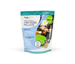 Aquascape Premium Staple Fish Food Mixed Pellets - 1 Kg 81051