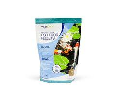 Aquascape Premium Staple Fish Food Mixed Pellets - 2 Kg 81052