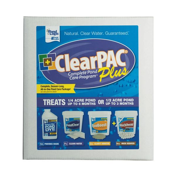 Pond Logic ClearPAC PLUS ARW037