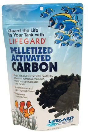 Lifegard Pelletized Activated Carbon 1/2 Gallon RAI2842