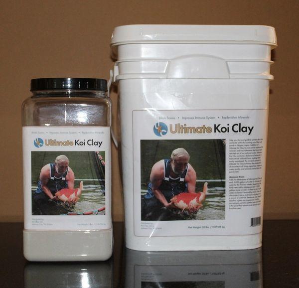 Ultimate Koi Clay