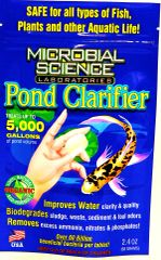 Microbial Science Laboratories Pond Clarifier Tabs 1-pack MSL82