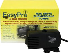 EasyPro EP120 - 120 GPH Submersible Mag Drive Pump