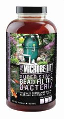 Ecological Laboratories Microbe-Lift Super Start Bead Filter Bacteria
