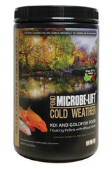 Microbe-Lift Cold Weather Fish Food
