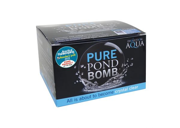 Evolution Aqua Pond Bomb