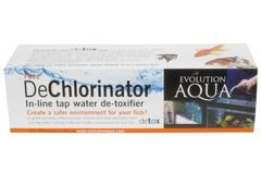 Evolution Aqua Dechlorinator Carbon in line filter