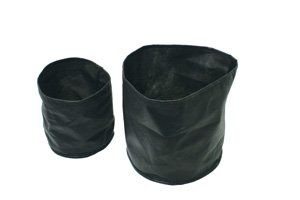 "Aquascape Fabric Plant Pot 6"" Round x 6"" Deep (2 Pack) 98501"