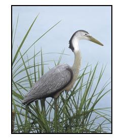 Flambeau Ornamates Great Blue Heron 5960LO