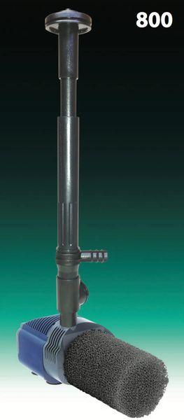 Quiet One® Pro Series Pond & Water Garden Pumps 800/1200/2200