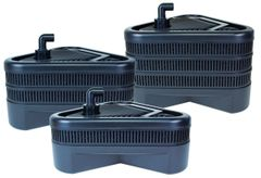 Lifegard Uno, Duo, Trio® Pond Filters