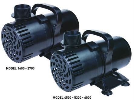 Lifegard P G Pumps™ PG1600 PG2700 PG4500 PG5300 PG6600
