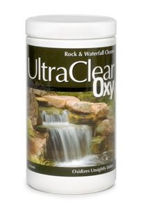 UltraClear Oxy 2 lb and 8 lb