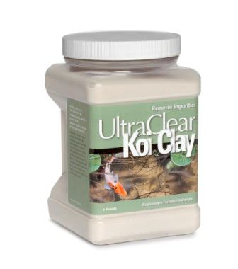 UltraClear Clay 4 LB. UCL3100