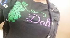 "I'm A ""GrapeDoll"" T-shirt"