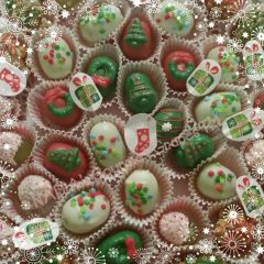 Holiday GrapeTrays - See details