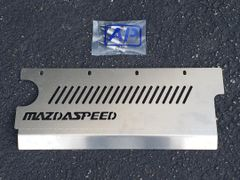 Mazdaspeed Logo Speed 3 & 6 COIL PACK COVER for use w / fmic Conversion