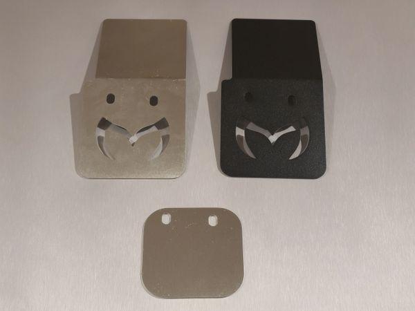 "[AP] ""EVIL M"" Mazdaspeed 3 & 6 V2 High Pressure Fuel Pump Cover Kit 2006 - 2013 Mazdaspeed DISI"