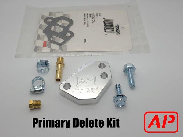 [AP] - Primary EGR DELETE KIT - MAZDASPEED 3 - 6 & Mazda CX-7 - BASIC EGR DELETE