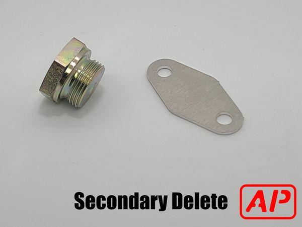 [AP] - Secondary EGR DELETE KIT - MAZDASPEED 3 - 6 & Mazda CX-7 - BASIC EGR DELETE