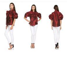 Kimono Blouse w/ Bow