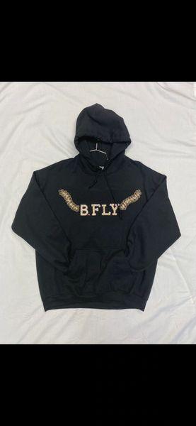 B. Fly Bling Hoodie