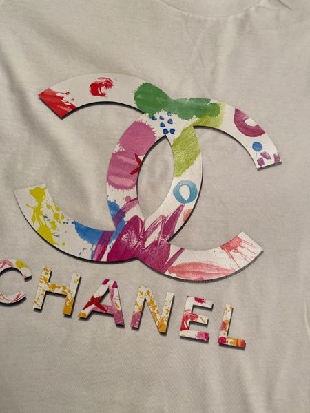 Summer Confetti Novelty Tshirt