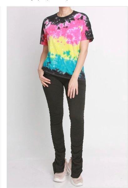 B. Fly Galaxy Tye-Dye T-shirt