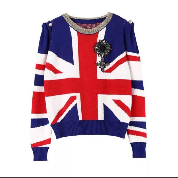 British Nights Sweater