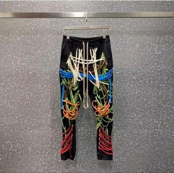 Lace Me Up Pants