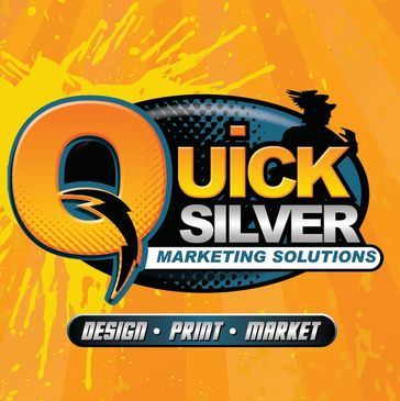Quick Silver Marketing Solutions Logo