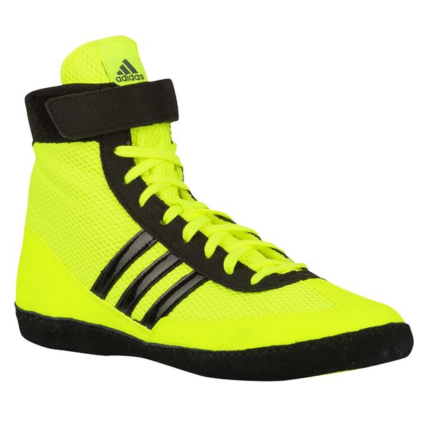 ADIDAS COMBAT SPEED 4 SOLAR YELLOW/BLACK