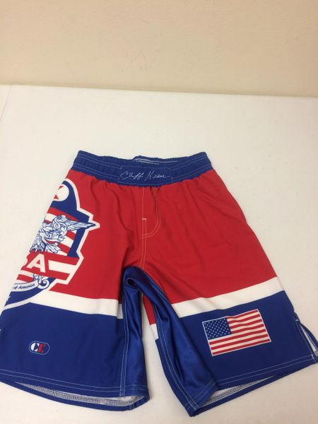 Cliff Keen USA Fight Shorts