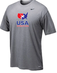 Nike USAW Men's Legend Training Top