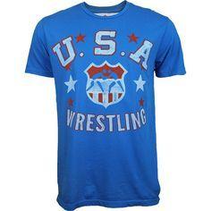 Vintage Wrestling Shirt