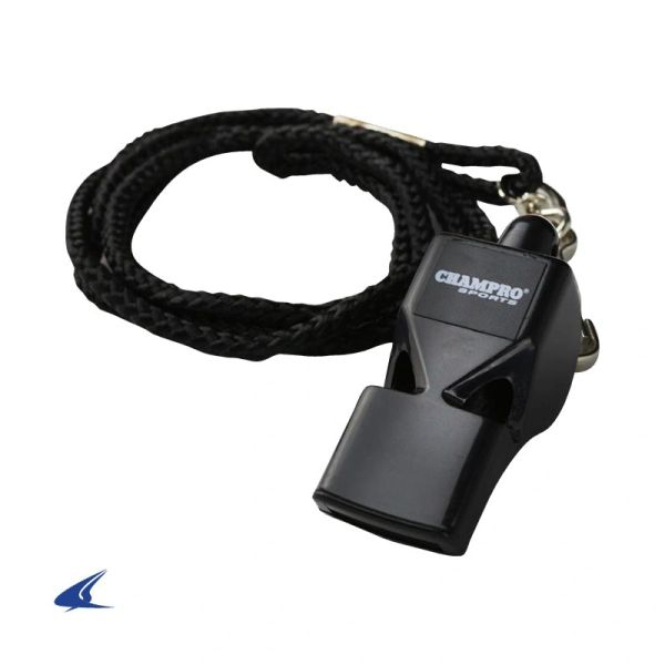 Champro Whistle and Lanyard