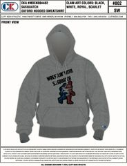 Wrestlin' With Sasquatch Hoodie